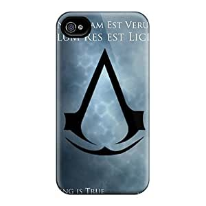 Hot Design Premium Mky3556YHgU Tpu Case Cover iphone 5c Protection Case(assassins Creed)