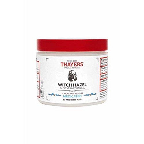 THAYERS Super Hazel Formula Medicated product image