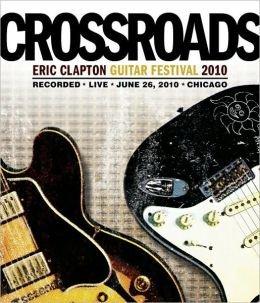 Eric Clapton: Crossroads Guitar Festival 2010 (CD Case) ()