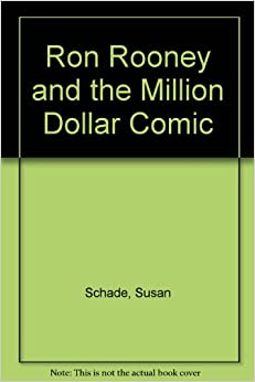 Book Ron Rooney and the Million Dollar Comic
