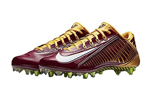 Vapor White Team Nike White University Cleats TD Carbon Mens Black Red Football Gold Red Elite Volt d1Pqw1xv