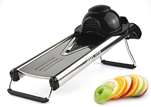 Spring Kitchen Stainless Mandoline Inserts Cleaning product image