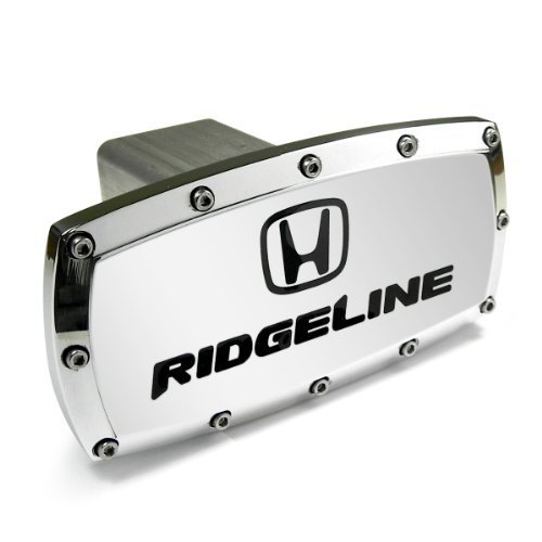 Honda Ridgeline Engraved Billet Aluminum Tow Hitch Cover