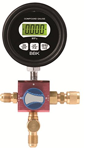 BBK R410/R32 WD2-410CMB-2 デジタルマニホールド  B00HPRZ7T0
