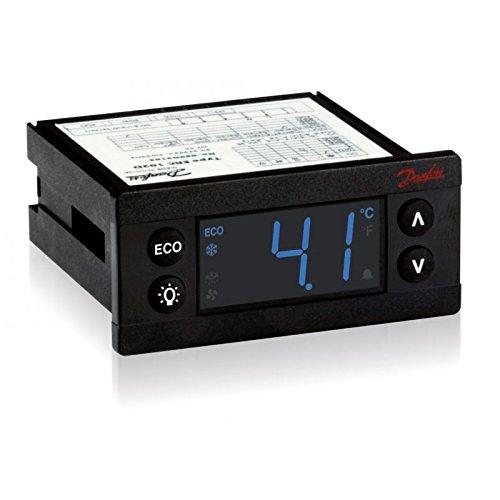 ELECTRONIC CONTROL DANFOSS ERC213 220V/50-60HZ 2 SENSORS / 080G3265 / 080G3294 -  G2401.ERC102