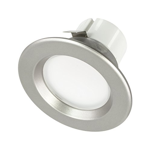 American Lighting E3-30-NK EPIQ 3 LED Economy Retrofit Downlight Module, 3-inch, Nickel by American Lighting