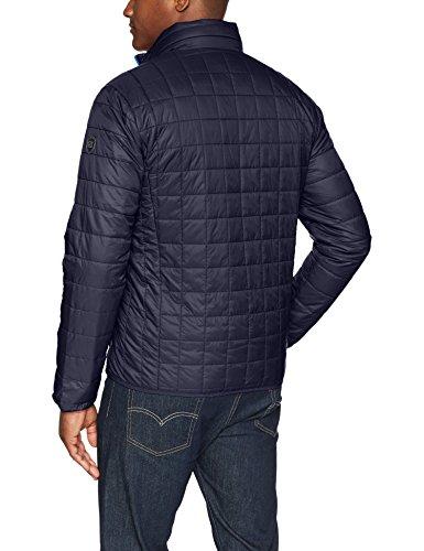 Primaloft Weather Navy Sleeve Coat Buck Alternative Jacket Down Resistant Long amp; Dark Mens Rainer Alternative Cutter Down ta4xPX6