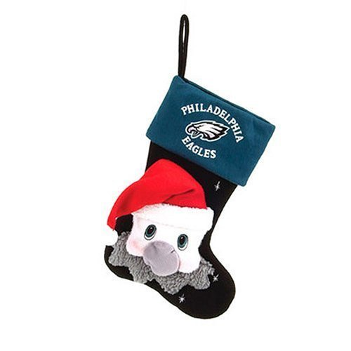 Philadelphia Eagles Christmas Stocking - SC Sports Philadelphia Eagles Baby Mascot Stocking
