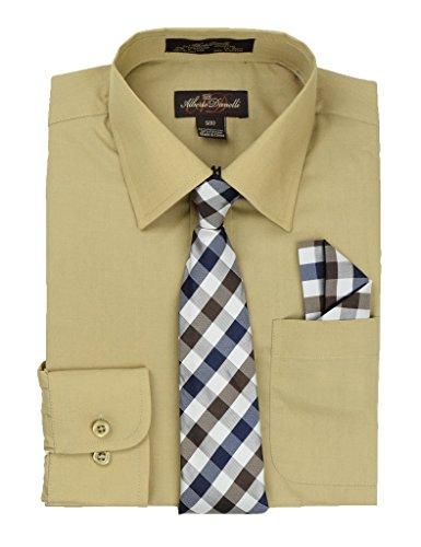 dress shirts ties matching - 9