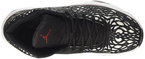 Nike Jordan Mens Jordanus Ultra.fly Wit / Gym Rood Zwart Basketbalschoen 10.5 Mannen Ons