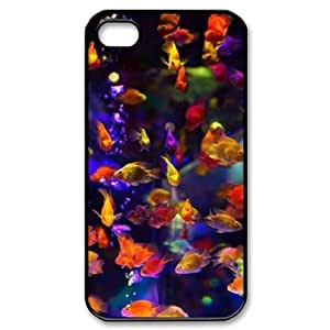 Fish CUSTOM Hard Case for iPhone 4,4S LMc-18549 at