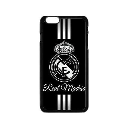 Amazon.com: Real Madrid carcasa para iPhone 6