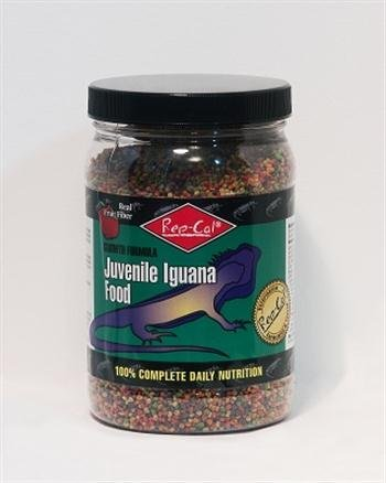 Rep-Cal Iguana Food Juvenile 14.5oz SportsmanSavings 802