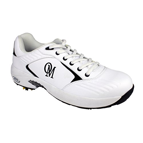 Oregon Mudders Mens MCA400 Athletic Golf Shoe with Spike Sole
