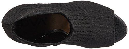 para Mujer Altas Zapatillas DVA O17890 Negro gPZtZAx
