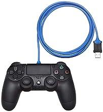 AmazonBasics - Cable de carga para mando de PlayStation 4