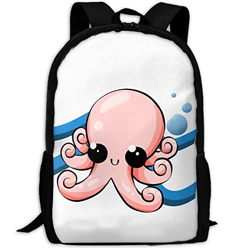 DKFDS Backpacks Most Durable Lightweight Best Graphic School Backpack - Cute -