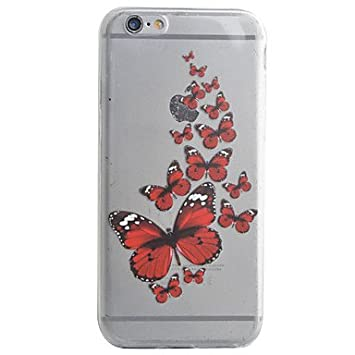 Cubiertas alta calidad Para Funda iPhone 7 / Funda iPhone 6