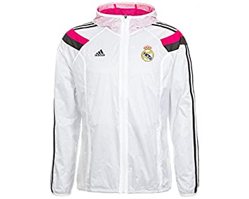 adidas Chaqueta Real Madrid Himno 1ª -Junior- 2014-15 ...