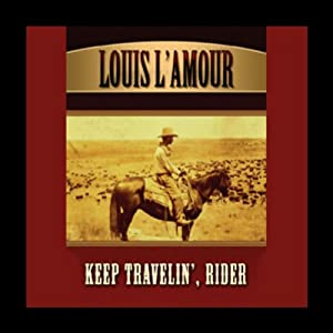 Keep Travelin', Rider Audiobook