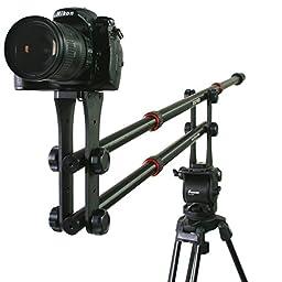 ePhotoInc DSLR Mini Jib Video Crane Camera DV Jibs Arm 4FT MJ906A
