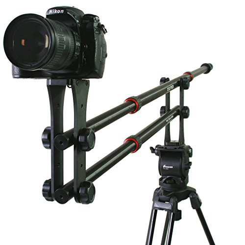ePhotoInc DSLR Mini Jib Video Crane Camera DV Jibs Arm 4FT MJ906A by ePhotoinc