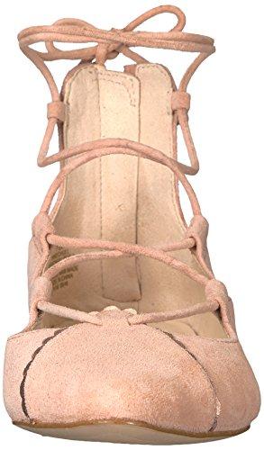 Plano Mujer Rosa Ante Nine Rosa para claro West Ballet de q1SEYz