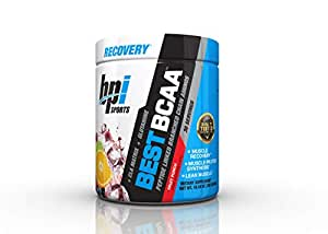 Bpi Sports Best Bcaa Powder, Fruit Punch 300 Grams