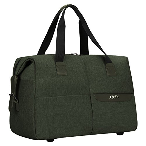 S ZONE Lightweight Weekender Duffel Durable