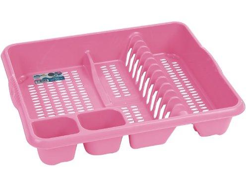 Baby Pink Dish Drainer