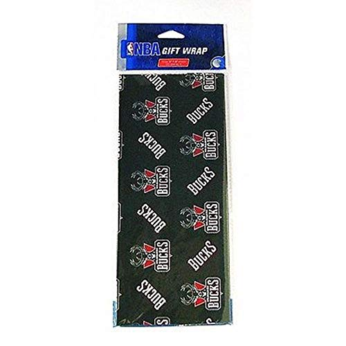 NBA Milwaukee Bucks Wrapping Paper