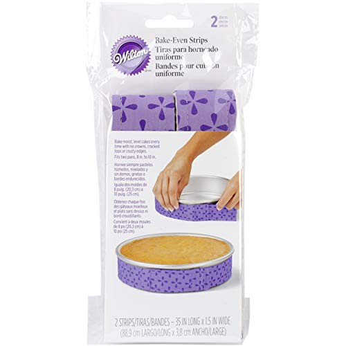 Wilton Bake Even Cake Strips,