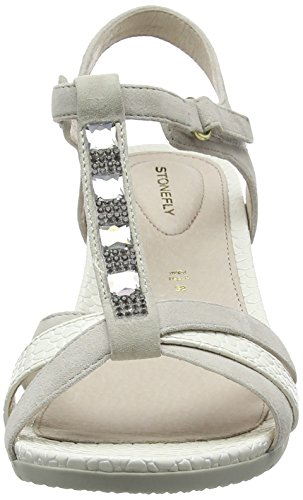 Bout Sandales 150 III Stonefly Bianco Blanc Ouvert 2 Sweet Femme nqUxz6xRIO