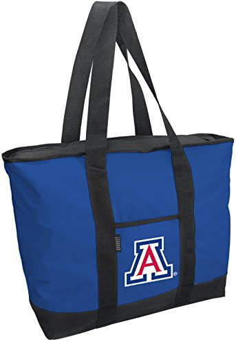 (Broad Bay Arizona Wildcats Tote Bag Best University of Arizona Totes Shopping Travel or Everyday)