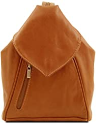 Tuscany Leather Delhi Leather backpack Leather Backpacks