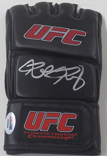 Ronda Rousey Signed Ufc Mma Official Glove Exact Proof Authentic Autograph - PSA/DNA Certified - Autographed UFC Gloves
