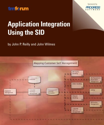 Application Integration Using the SID