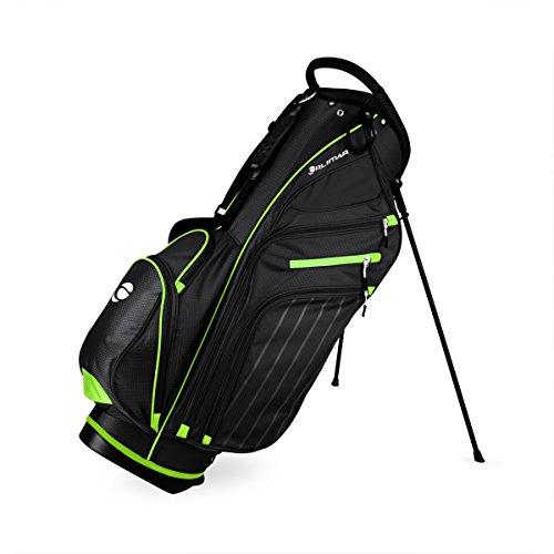 Orlimar SRX 14.9 Golf Stand Bag Black/Green Review