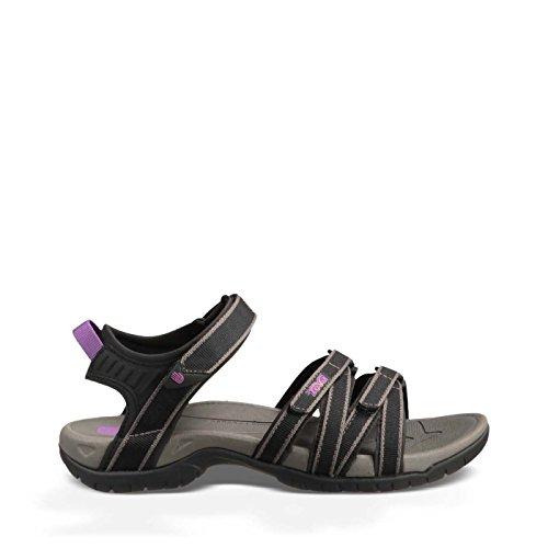 Teva Eu Noir Sandale Femme 39 Air Pour Loisirs Uk 6 Sports Tira Plein En Et pUwHxqU