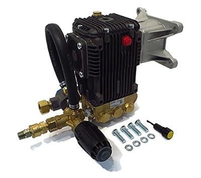 3700 psi RKV4G37 AR Power Pressure Washer Water Pump & VRT3 Unloader - Annovi by The ROP Shop