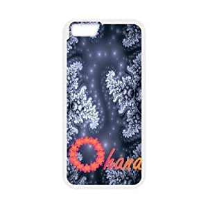 iPhone 6 4.7 Inch Phone Case Ohana Means Family X8913