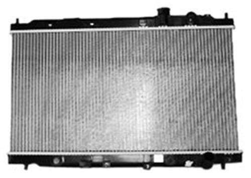 TYC 2028 Acura Integra 1-Row Plastic Aluminum Replacement Radiator