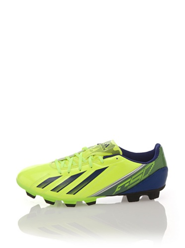 adidas Zapatillas Football F5 TRX FG Amarillo / Azul