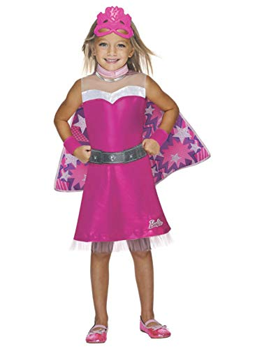 Barbie Princess Power Super Sparkle Costume, Child's Small ()