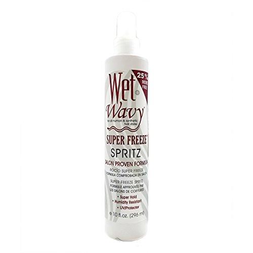 Wet-N-Wavy Super Freeze Spritz 10 oz
