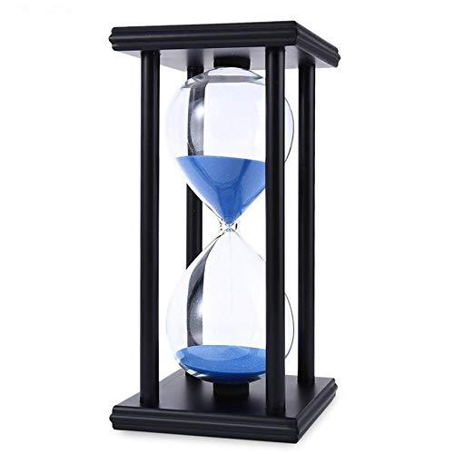 Amazon.com: Wooden Sandglass Sand Hourglass 60 Minute 20.51010 Countdown Timer Clock Xmas Birthday Gift Home Decoration Reloj De Arena Yichener: Kitchen & ...