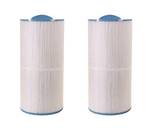 2) Unicel C-8399 Replacement Cartridge Filters 100 Sq Ft Caldera Spas ()