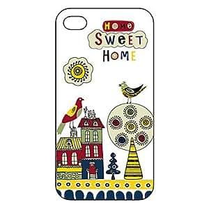 Nuevas Tecnologías de la venta caliente colorido cubierta de la caja del teléfono celular tallado 3D para iphone4/4s 37