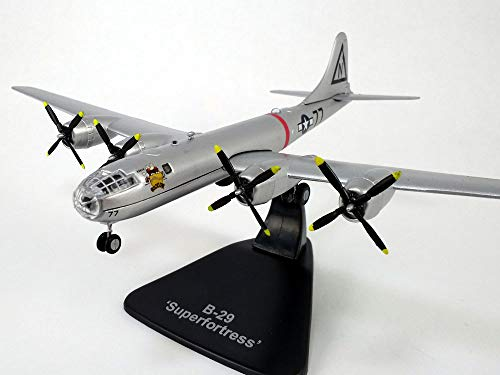 (Atlas Boeing B-29 Superfortress Bockscar USAAF Bomber - 1/144 Scale Diecast)