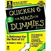 Quicken 6 For Macs For Dummies